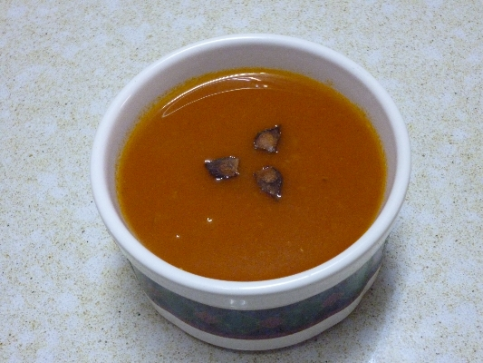 Tomato Star Anise Soup