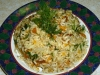 Brown Persian Rice with Butternut Squash
